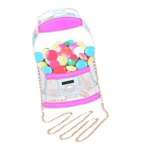 New with Tags Candy Machine Daily Clutch